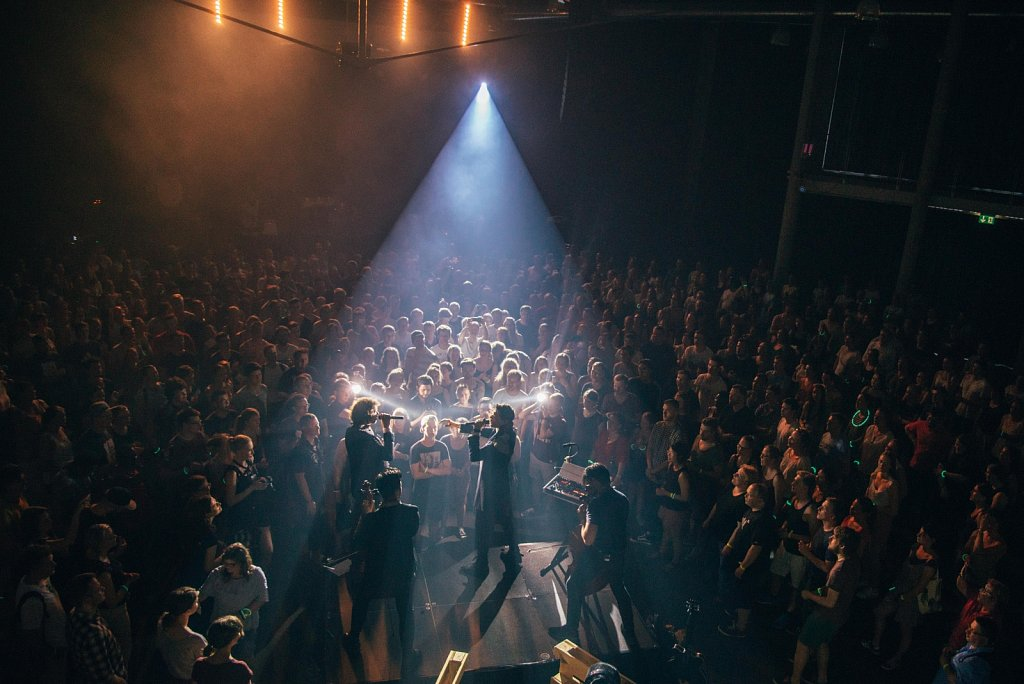 For King & Country in Bremen, Germany